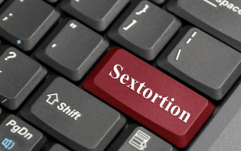 sextortion keyboard background check