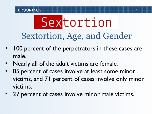 sextortion statistics background check