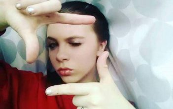 Katelyn Nicole Davis background check facebook live suicide