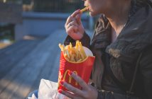 McDonalds and Taco Bell are the first fast food giants to partner with ride sharing services.