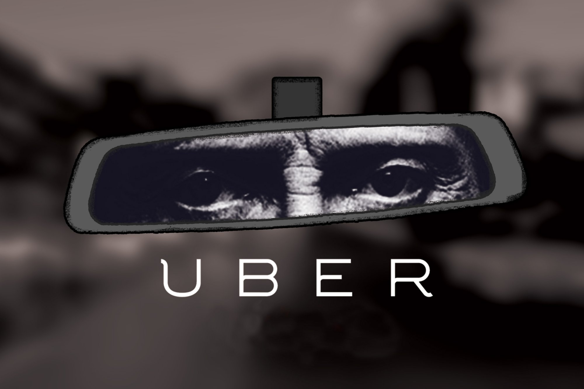 Don't get into that Uber vehicle without a criminal record ...